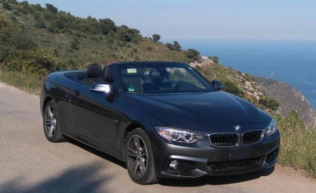 Bmw serie 4 convertible 1