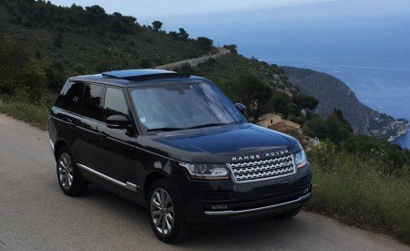 Range Rover Vogue 8