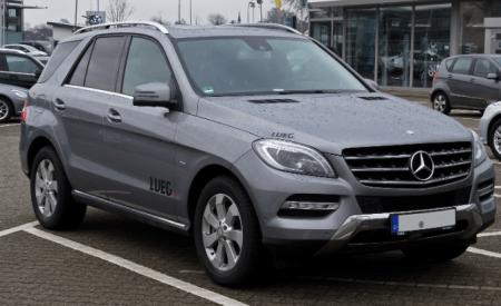 Mercedes Class GLE