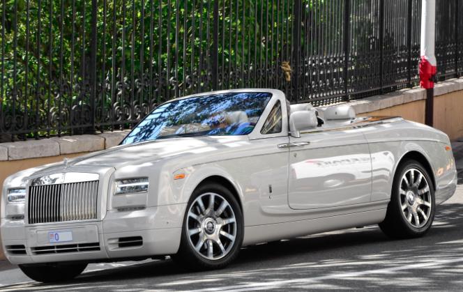 Rolls Royce Drophead
