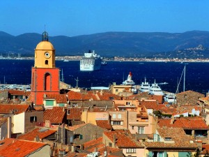 hire a car in saint tropez