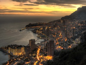 monaco car rental luxury
