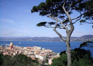 rent a luxury car in saint tropez