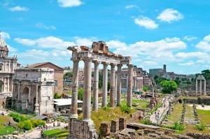 rent luxury car rome