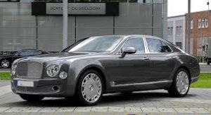 rental bentley mulsanne