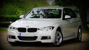 rental car bmw