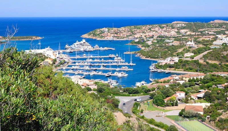 Rent a car Porto cervo