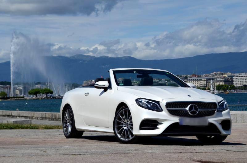 Millesime Mercedes Classe E