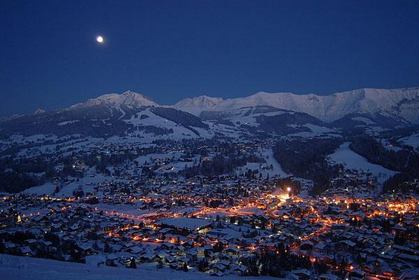 Station de ski megeve