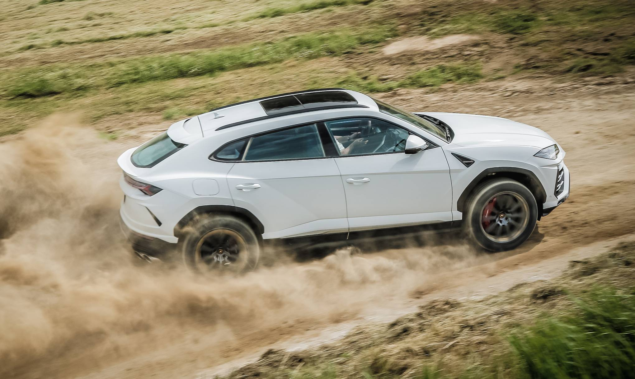 Urus Lamborghini White