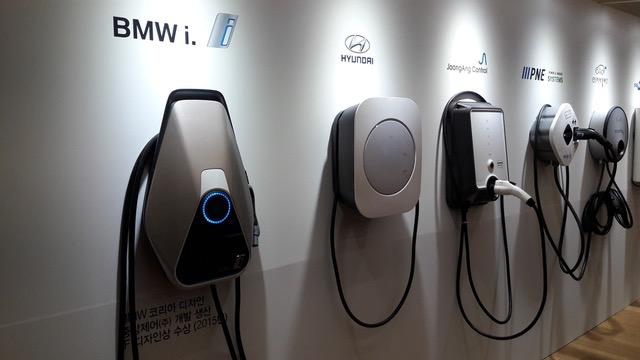 bornes de recharge voitures electrique